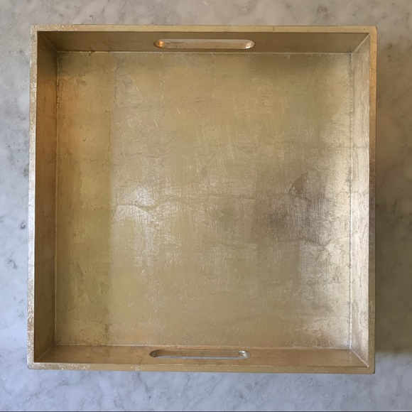 West Elm Other - *NWT* West Elm Lacquer Wood Tray